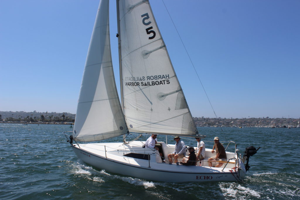 san diego sailboat rentals bareboat charters at harbor island
