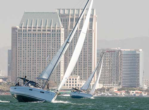 sailing club and lessons sailboat charters in san diego
